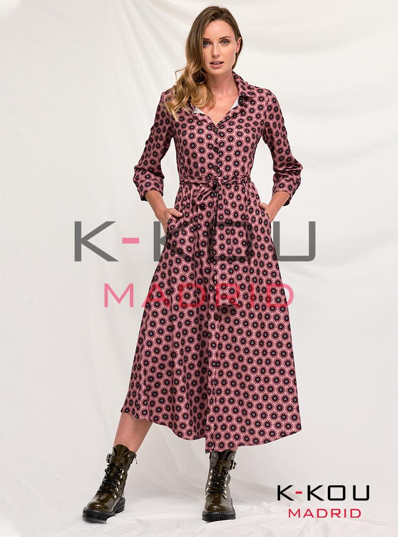 Vestido Lluvia (V-38001-01)